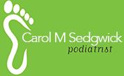 Carol M Sedgwick Logo
